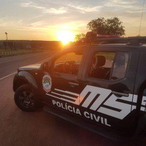 Policia Civil prende suspeito de furto de motocicletas em Bela Vista – POLÍCIA CIVIL