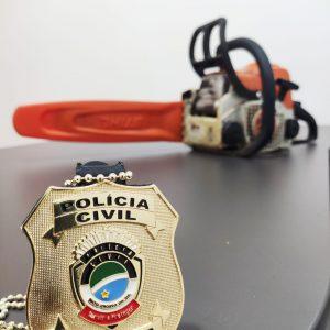 Polícia Civil recupera ferramenta objeto de apropriação indébita – POLÍCIA CIVIL
