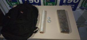 Polícia Militar prende em Três Lagoas um homem vendendo drogas em praça pública |
