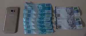 Foto de Polícia Militar prendeu em Três Lagoas um homem com dinheiro falso comprados pela internet |