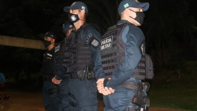 Foto de Operação Opus – PMMS segue atuando com o policiamento ostensivo e preventivo na região da Orla Morena em Campo Grande |