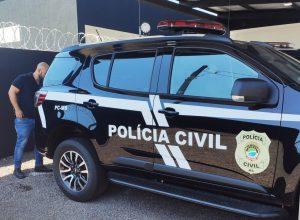 Foto de Polícia Civil prende condenado por estupro de vulnerável, em Campo Grande