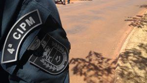 Foto de Polícia Militar aborda adolescente conduzindo motocicleta em Costa Rica |