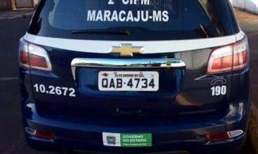 Foto de Polícia Militar de Maracaju prende condutor em estado de embriaguez |