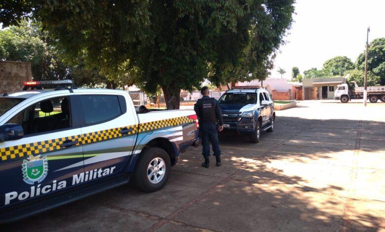 Polícia Militar de Maracaju prende dois indivíduos por tráfico de droga, qualificado ao oferecer entorpecente para adolescente  