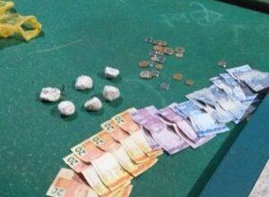 Foto de Durante Operação Covid, suspeito de tráfico de drogas é preso pela Polícia Civil