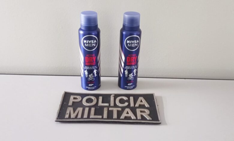 Em Naviraí, Polícia Militar prende autor de furto |