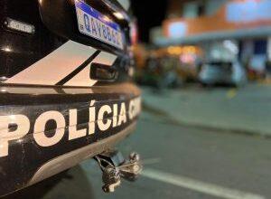 "Foto de Polícia Civil prende em flagrante suspeito de tráfico de drogas que realizava ""disque entregas"""
