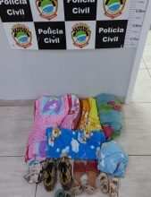 Foto de Polícia Civil prende mulher suspeita de furto em Iguatemi