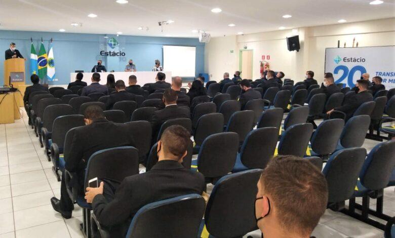 Policiais militares concluíram o IV Curso de Inteligência Policial, promovido pela Diretoria de Inteligência da PMMS |