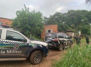 Foto de Suspeito de planejar morte de policial é preso pela Polícia Civil com auxilio de drone em Ladário