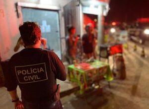 Foto de Dia 21 de Abril – Homenagem ao dia do Policial Civil