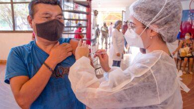 Foto de Prefeitura dá continuidade a vacinação contra a Covid-19 para pessoas com 59 anos ou mais nesta quarta | CGNotícias
