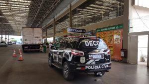 Polícia Civil e Procon realizam fiscalização em mercados e peixarias da Capital