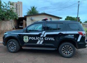 Foto de Polícia Civil identifica adolescente infrator suspeito de furtar veículos em Naviraí