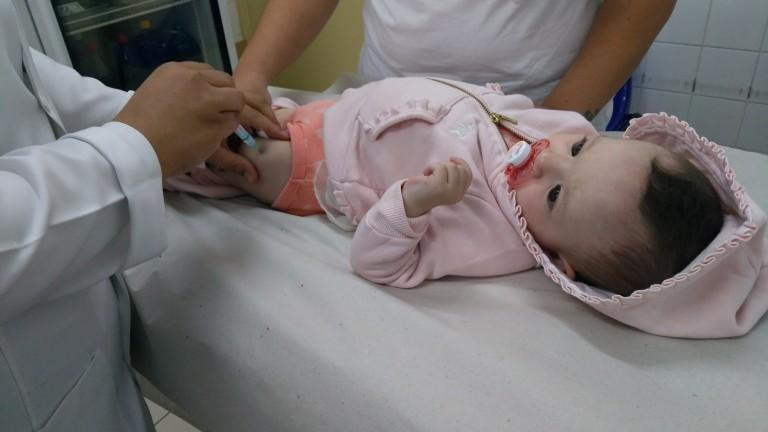 Prefeitura dará início a vacinação contra a Gripe com atendimento às crianças de 6 meses a menores de 6 anos | CGNotícias