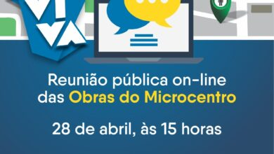 Foto de Prefeitura promove reunião pública no dia 28 de abril para apresentar plano de obras do microcentro | CGNotícias
