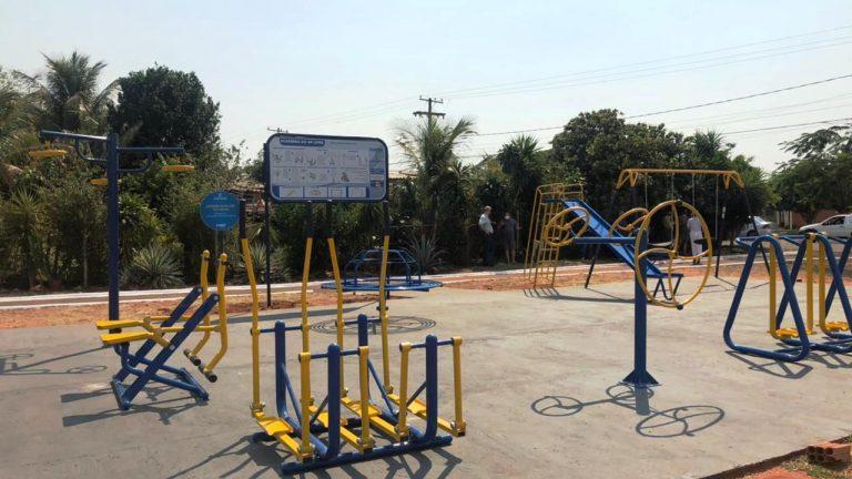 Prefeitura vai instalar mais 52 academias ao ar livre nos bairros de Campo Grande | CGNotícias