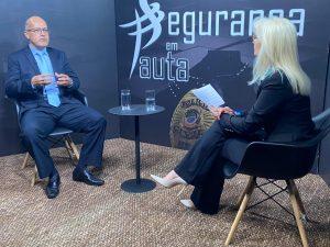 Segurança em Pauta entrevista Delegado Titular da Decat Maércio Barbosa