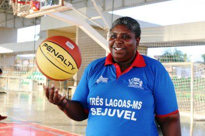 Três Lagoas lamenta o falecimento da atleta e professora de basquetebol, Ruth Roberta de Souza