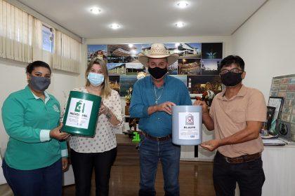 """Campanha """"Sou Servidor, Sou Exemplo"""" abre ações alusivas à semana do Meio Ambiente em Três Lagoas"""