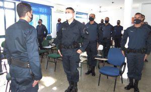 Foto de Comandante do 2º Batalhão de Polícia Militar realiza apresentação da Unidade aos novos integrantes. |