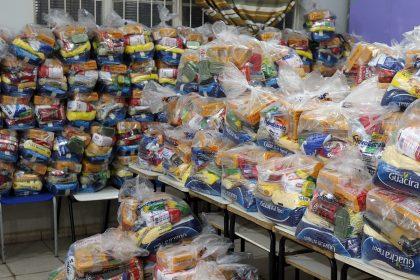 Começa hoje (17) cadastro para alunos da REME que ainda não recebem kit alimentação