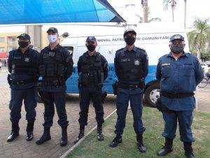 O novo Comandante do 2º Batalhão de Polícia Militar realiza visita a feira central e a estabelecimentos comerciais de Três Lagoas. |