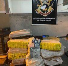 Foto de Polícia Civil fecha entrepostos de armazenamento e distribuição de drogas e prende cinco pessoas
