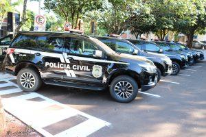 Foto de Polícia Civil prende evadido do sistema prisional no bairro Santa Emília