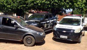 Foto de Policiais civis do MS e SP capturam suspeito de furto e recuperam veículo levado após test-drive