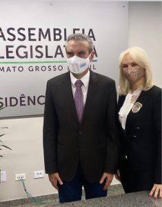 Segurança em Pauta entrevista presidente da ALEMS, Paulo Corrêa