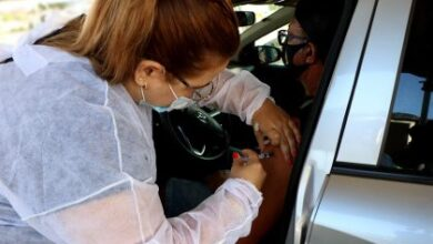 Foto de Após abertura para público acima de 10 anos, Dia D de vacinação contra H1N1 imunizou mais de 3.400 pessoas em TL