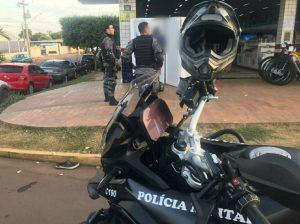 GETAM do 2º Batalhão de Polícia Militar prende autor de Roubo e recupera veículo. |