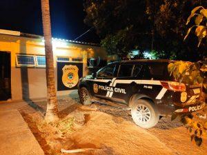 Polícia Civil prende homem de 28 anos evadido do sistema prisional