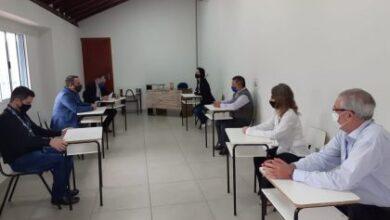 Foto de Representantes da Caixa Econômica Federal se reúnem com Assessor Especial do PROCON/TL