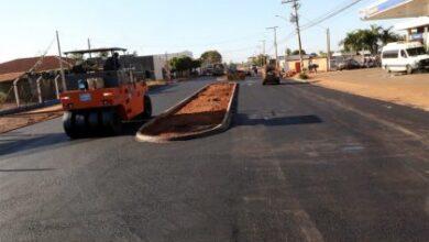 Foto de Avenida João Thomes e trechos do bairro Vila Alegre recebem terraplanagem e pavimentação