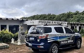 Foto de Polícia Militar prende foragido da justiça em Ponta Porã |