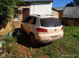 Foto de Polícia Civil recupera veículo furtado em 2020 no Paraná, na cidade de Itaquiraí