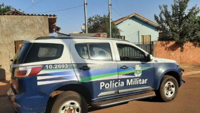 Foto de Polícia Militar de Maracaju prende indivíduo foragido da justiça |