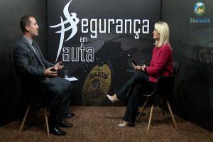 Programa Segurança em Pauta entrevista delegado titular da Denar – Gustavo Ferraris