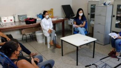 Foto de Serviço de Atenção Domiciliar da SMS realiza primeiro encontro com o Núcleo de Apoio aos Cuidadores