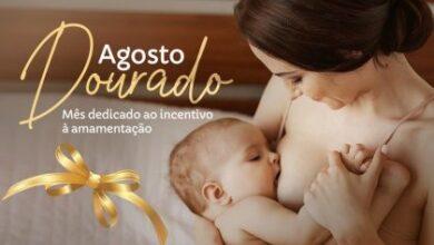 Foto de AGOSTO DOURADO – SMS e doulas convidam mães para evento sobre aleitamento materno no próximo dia 28