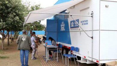 """Foto de Castramóvel inicia hoje (30) atendimentos na Escola Municipal """"Ramez Tebet"""""""
