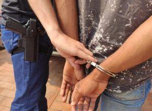Foto de Polícia Civil prende suspeito de homicídio ocorrido nesta quinta-feira, em Rio Verde