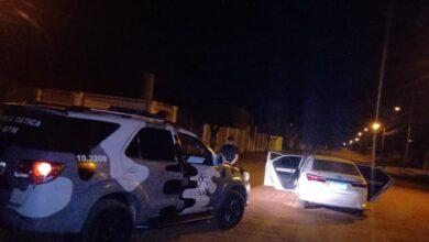 Foto de Polícia Militar prende autor de Direção Perigosa em Três Lagoas. |