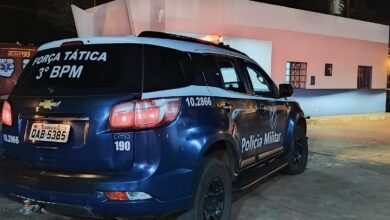 Foto de Polícia militar de Dourados prende autor de tripla tentativa de homicídio  