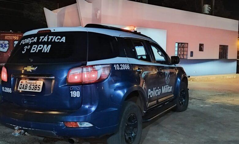 Polícia militar de Dourados prende autor de tripla tentativa de homicídio |