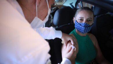Foto de Prefeitura amplia vacinação contra a Covid-19 para pessoas com 28 anos ou mais e aplica 2ª dose nesta segunda | CGNotícias