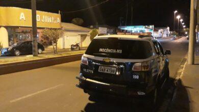 Foto de Em Inocência, Polícia Militar prende indivíduo por provocar lesão corporal em sua namorada –